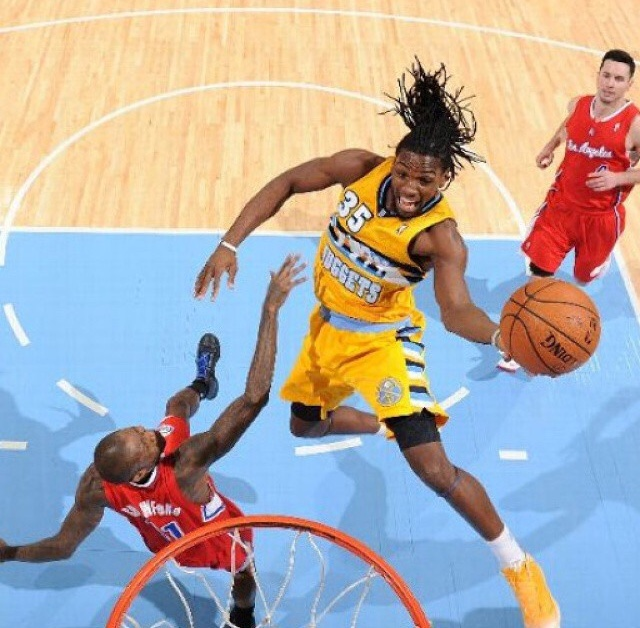 Kenneth Faried Agrees To Multi-Million Contract Extension