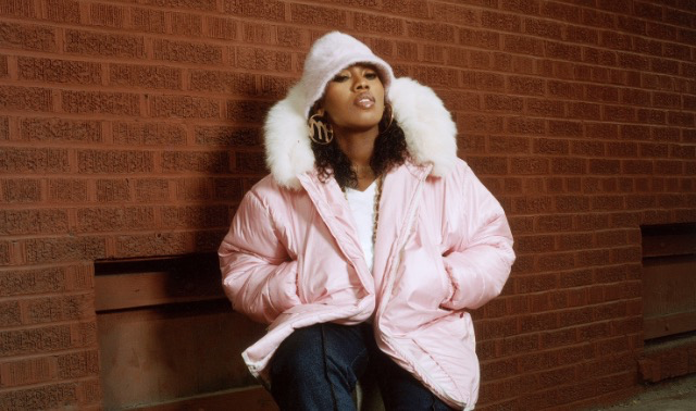 837e66f3bc5131 Missy Elliott Pulls Throwback Timberlands Out The Closet!