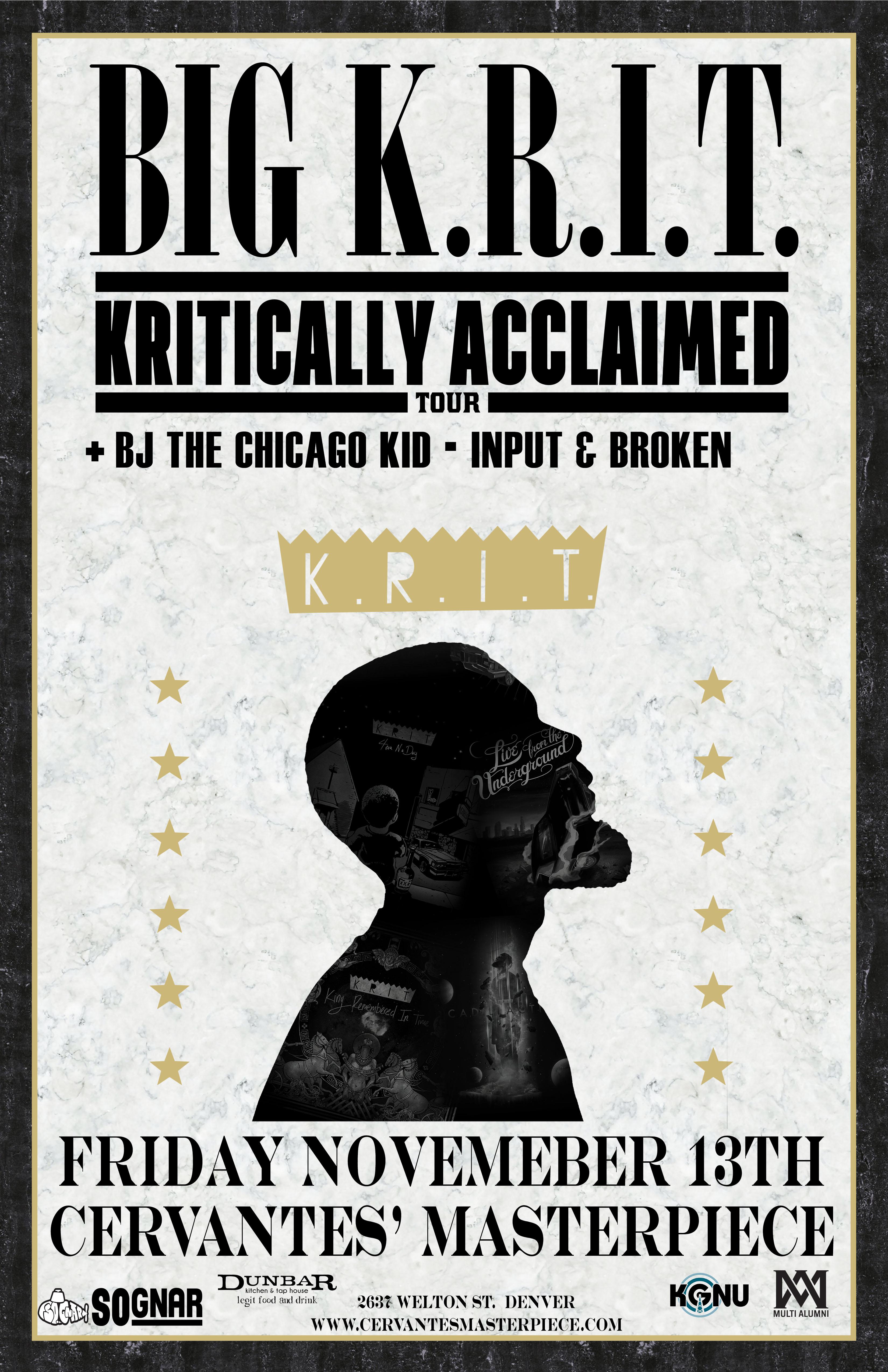 2015-11-13 - Big K.R.I.T
